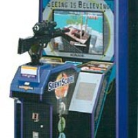 Silent Scope Arcade Game