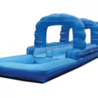 Splash Dual Lane Slip n Slide