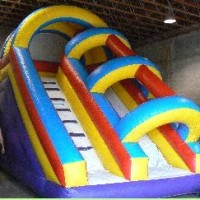 Speed Demon Water Slide