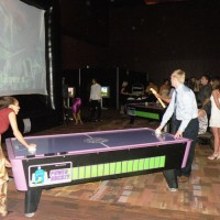 Air Hockey-Power Hockey Model