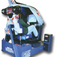 G-LOC Flight Simulator