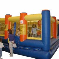 Open Bounce House