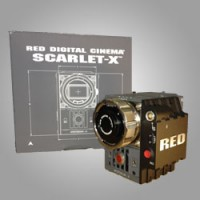Red Scarlet x Body Only