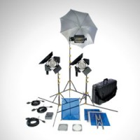 Lowel 4 Light Kit