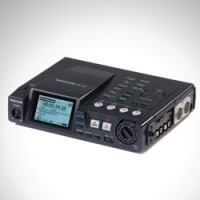 Tascam HD-P2 Audio Recoder