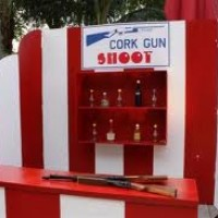 Cork Gun Shoot