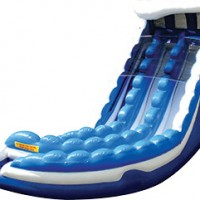 The Big Wave Water Slide