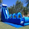 27' Tall Water Slide with Slip