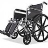 Excel 3000 Full Length Arms Wheelchair