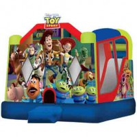 4 in 1 Toy Story Dry Slide Combo