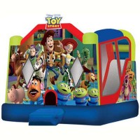 4 in 1 Toy Story Wet Slide Combo