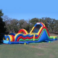 60' Super Supreme Obstacle Course