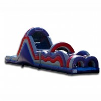 60' Wild Thing Obstacle Course