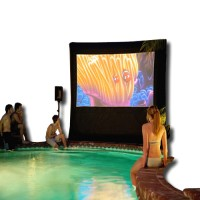 9' Outdoor Movie Screen