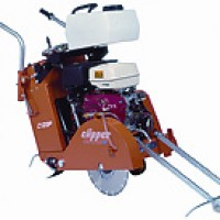 Clipper C1320 20IN Gas Concrete Saw - Self Propelled