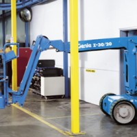 Genie Z-30/20N 30' Narrow Electric Articulating Boom Lift