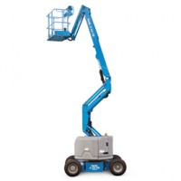 Genie Z-34/22N 34' Narrow Electric Articulating Boom Lift