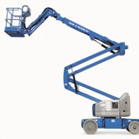 Genie Z-40/23N 40' Narrow Electric Articulating Boom Lift