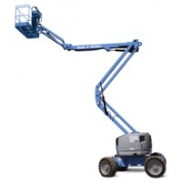 Genie Z-45/25(J) DC 45' Electric Articulating Boom Lift
