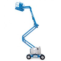 Genie Z-45/25(J) IC 45' Articulating Boom Lift