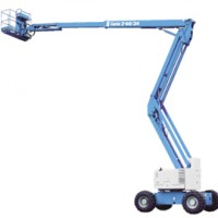 Genie Z-60/34 IC 60' Articulating Boom Lift