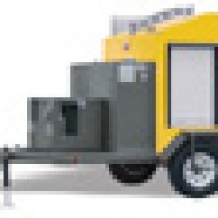 Ground Heater E3000 Groundthawing Machines