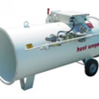 Heat Wagon 2730 500K-2MIL BTU Direct Fired Heater