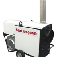 Heat Wagon VG400 400K BTU Indirect Fired Heater