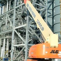 JLG 1200SJP 120' Telescopic Boom Lift