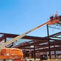 JLG 400S 40' Telescopic Boom Lift