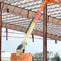 JLG 600S 60' Telescopic Boom Lift
