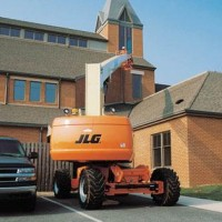 JLG 800S 80' Telescopic Boom Lift