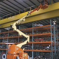 JLG E400AJPN 40' Narrow Electric Articulating Boom Lift