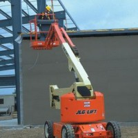 JLG E450A(J) 45' Electric Articulating Boom Lift
