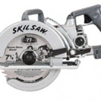 Skil Hd77 7-1/4 In. Worm Drive Circular Saw