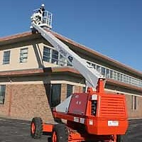 Snorkel TB42 42' Telescopic Boom Lift