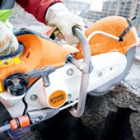 Stihl Ts420 14IN Gas Cut-off Saw