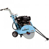 Target Mini Con Ii 8 Hp Walk-behind Green Concrete Saw
