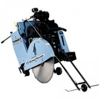 Target Pro 35 35 Hp Walk-behind Concrete Saw