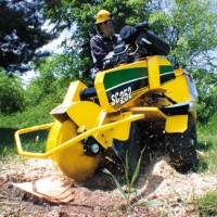 Vermeer Sc252 27 HP Stump Grinder