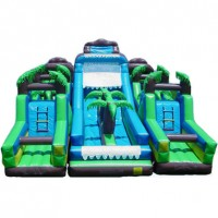 Aqua Extreme Water Obstacle Course