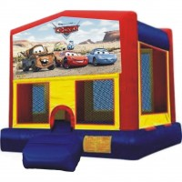 Car Bounce House