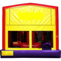 5 in 1 Castle Combo Bounce House