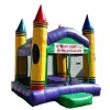 Crayola Castle Moon Jump Rental