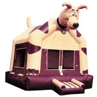 Crazy Dog Moonbounce