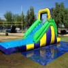 14' Tall Inflatable Water slide
