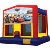 Disney Cars Combo Bounce