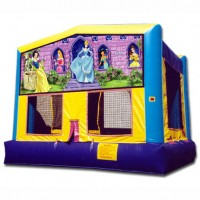 Disney Princess Moon Bounce