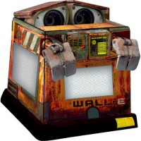 Disney Wall E Bounce