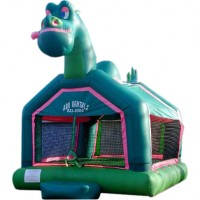 Dragon Bounce Castle